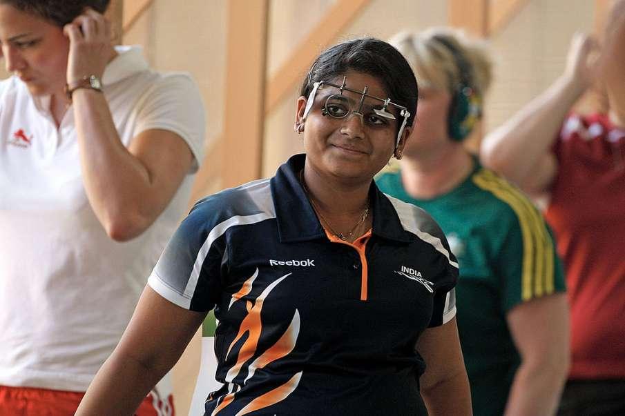 Rahi Sarnobat grabs gold at Shooting World Cup- India TV Hindi