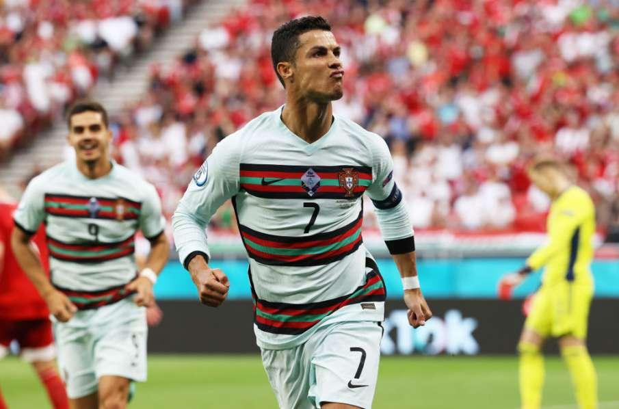 euro 2020: disappointed cristiano ronaldo aims for 2022...- India TV Hindi