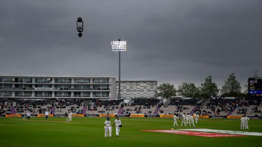 IND v NZ, WTC FINAL : खराब रोशनी...- India TV Hindi