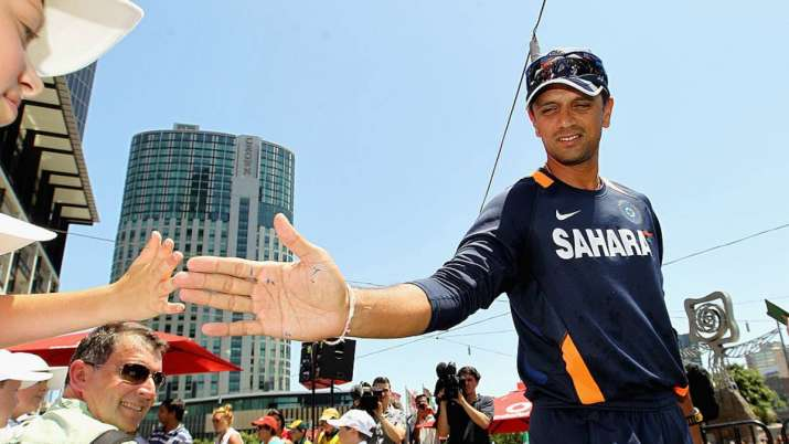 Being a coach, Rahul Dravid gives a chance to everyone to show his talent- India TV Hindi