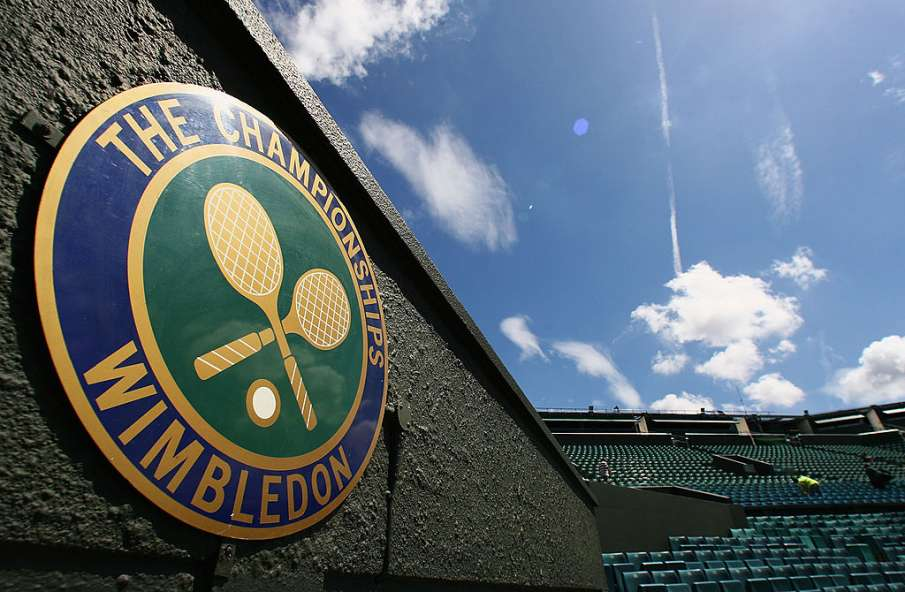 Tennis Fans Excited To Visit And Watch Winbledon 2021- India TV Hindi