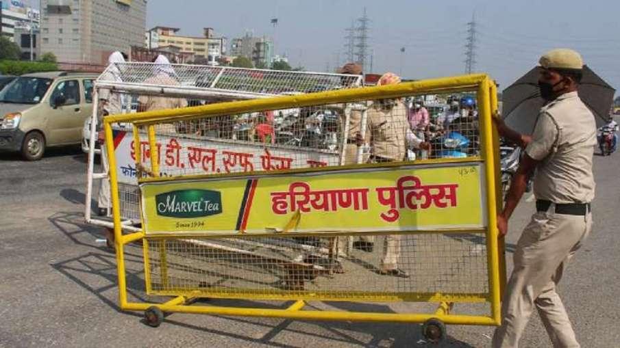 हरियाणा ने 14 जून तक बढ़ाया लॉकडाउन, प्रतिबंधों में छूट भी दी - India TV Hindi