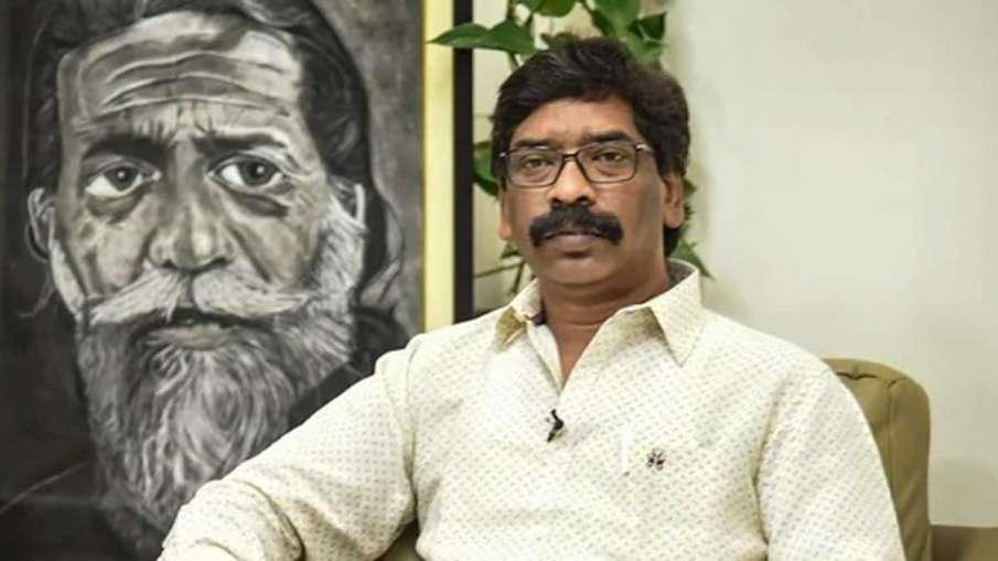 Hemant Soren, Hemant Soren Delhi, Hemant Soren Congress, Hemant Soren Nishikant Dubey- India TV Hindi