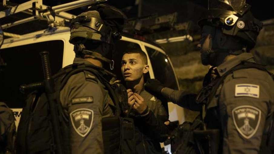 Palestinian Officers Killed, Israel Palestinian Officers Killed, Israel Palestine- India TV Hindi