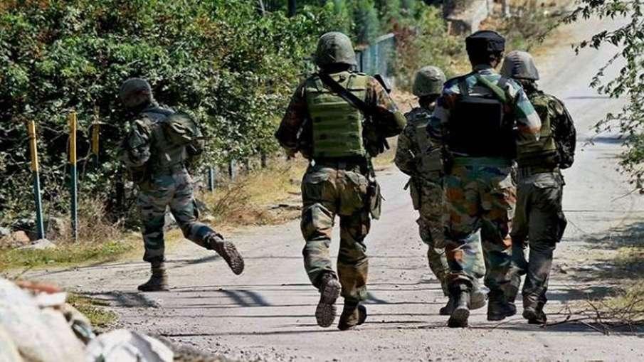 Jammu-Kashmir: Terrorist killed in encounter with security forces in Hanjipora area of Shopian- India TV Hindi
