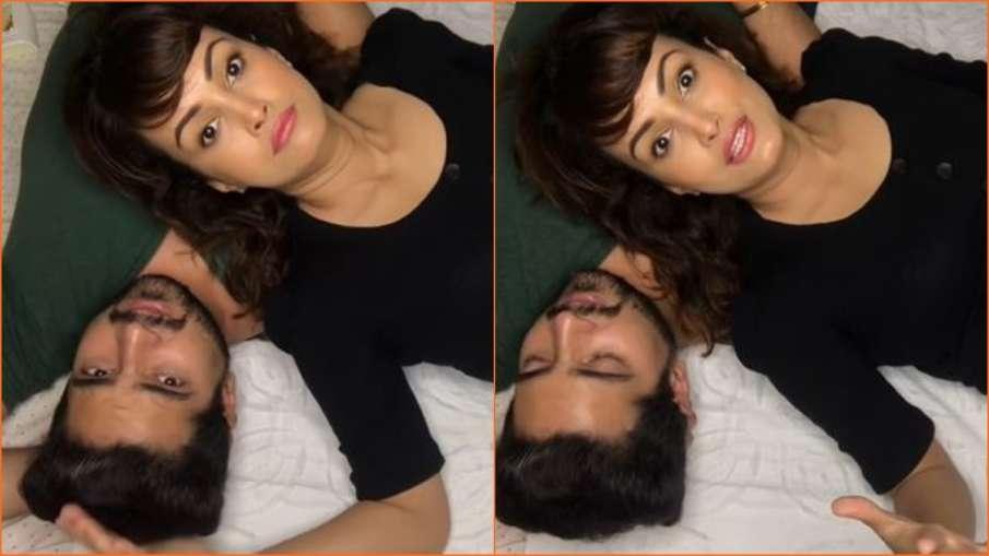 Karan Mehra, Nisha Raval- India TV Hindi