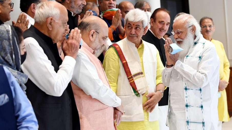 Jammu Kashmir, PM Modi, Mehbooba Mufti- India TV Hindi