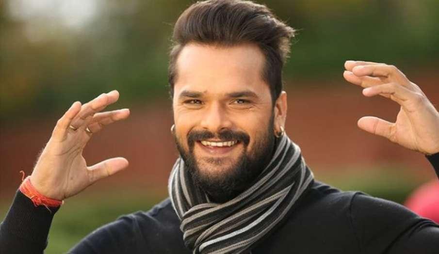 Khesari Lal Yadav Criminal Complaint file for allegedly producing vulgar songs- India TV Hindi