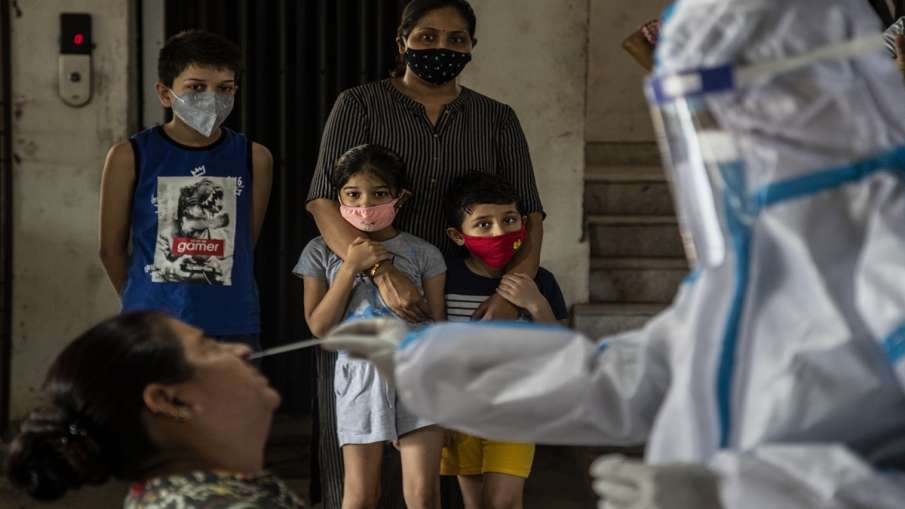 Coronavirus cases in India today 6 June Coronavirus: देश में मिले 1.14 लाख नए मरीज, 1.89 लाख हुए ठीक- India TV Hindi