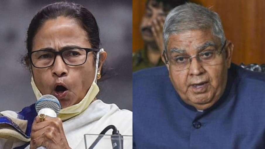 Bengal Governor Jagdeep Dhankhar corrupt, should be removed, says Mamata Banerjee- India TV Hindi