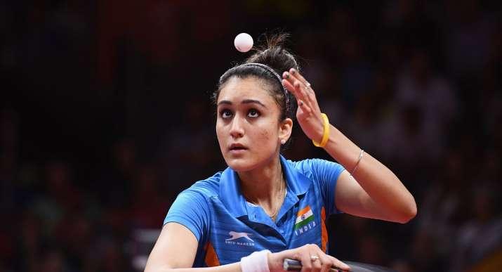 Manika Batra ready to join National Table Tennis Camp in Sonepat- India TV Hindi
