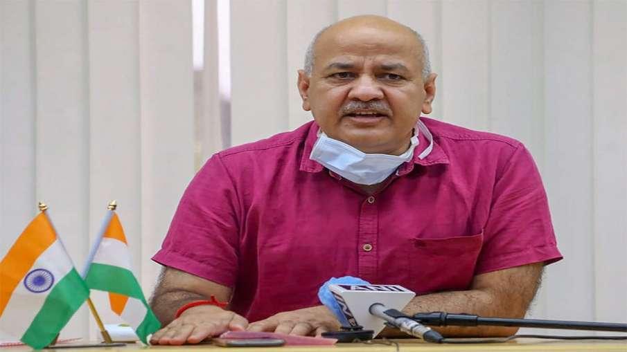 मनीष सिसोदिया, दिल्ली के उपमुख्यमंत्री - India TV Hindi