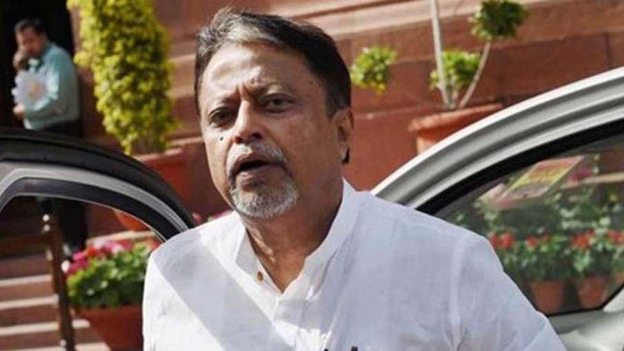 BJP leader Mukul Roy joins TMC after meeting Mamata Banerjee- India TV Hindi