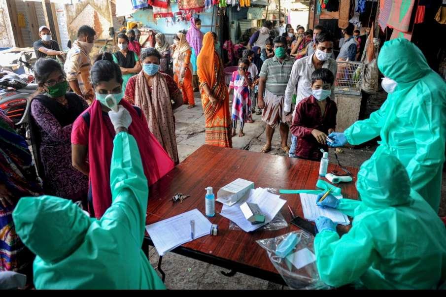 Maharashtra reports 8,085 new COVID-19 cases, 231 deaths- India TV Hindi