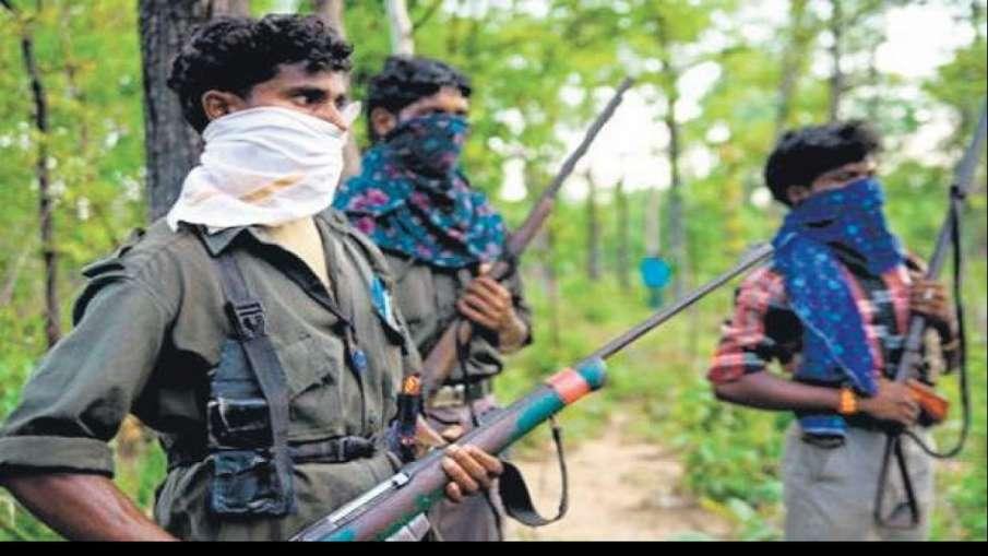 Naxals surrender in Chhattisgarh- India TV Hindi