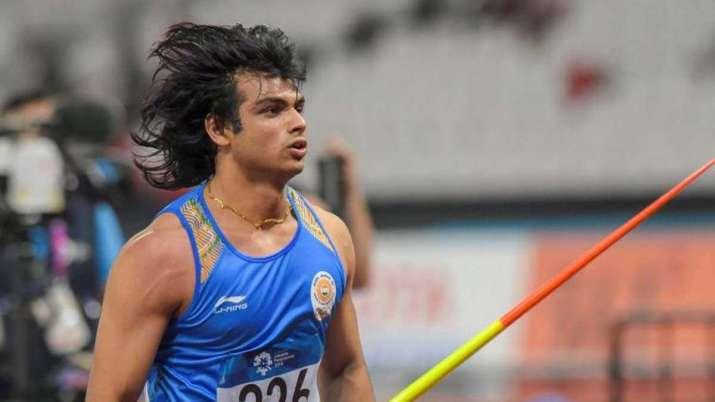 India's javelin thrower Neeraj Chopra wins gold in Lisbon- India TV Hindi