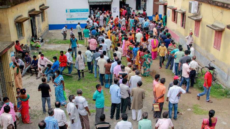आंध्र प्रदेश: रिकॉर्ड संख्या में हुआ टीकाकरण, एक दिन में 12.56 लाख टीके लगाए गए- India TV Hindi