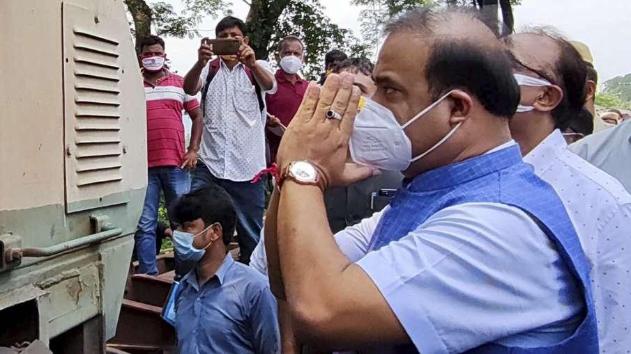 मुख्यमंत्री हिमंत बिस्व सरमा- India TV Hindi