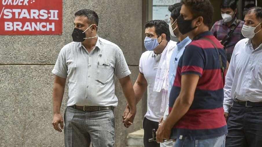 सुशील कुमार को मंडोली जेल शिफ्ट किया गया, कोर्ट ने 14 दिनों की न्यायिक हिरासत में भेजा- India TV Hindi