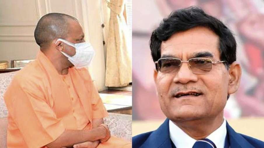 योगी आदित्यनाथ के नेतृत्व में UP का चुनाव लड़ेगी BJP, PM मोदी के करीबी एके शर्मा का बयान- India TV Hindi