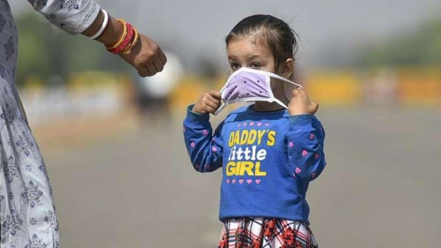 तीसरी कोरोना लहर से पहले मुंबई के लिए अच्छी खबर, 50% बच्चों में मिली एंटी बॉडी- India TV Hindi