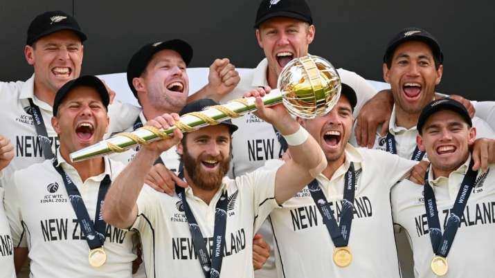 ICC congratulates New Zealand on winning the World Test Championship title- India TV Hindi