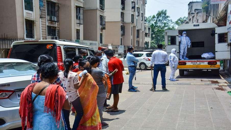 नोएडा में Covid-19 से दो...- India TV Hindi