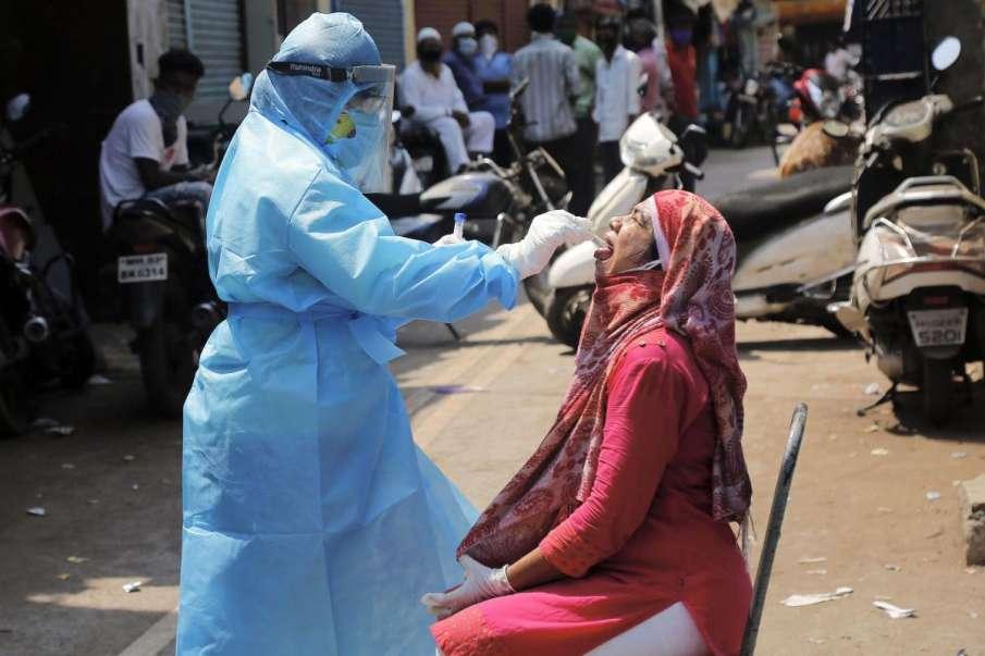 Odisha logs record 40 fresh COVID fatalities, 8,399 new cases- India TV Hindi