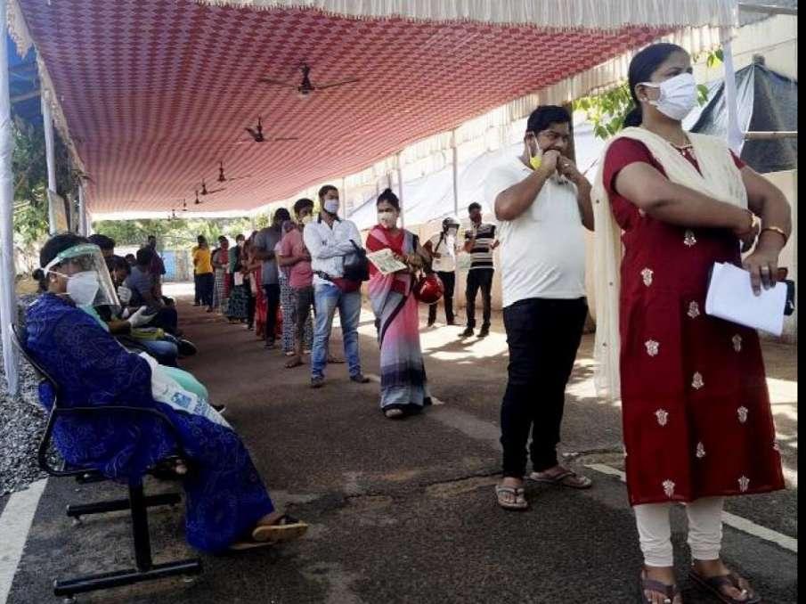 Odisha logs 6,097 new COVID cases, 44 more fatalities- India TV Hindi