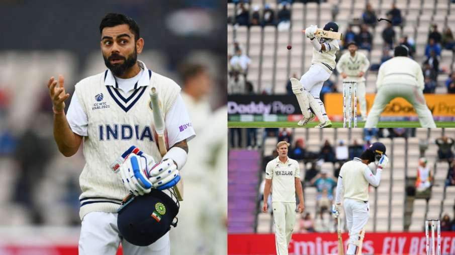 New Zealand attacked the helmet but India did not give up, know 5 big things about the second day of- India TV Hindi