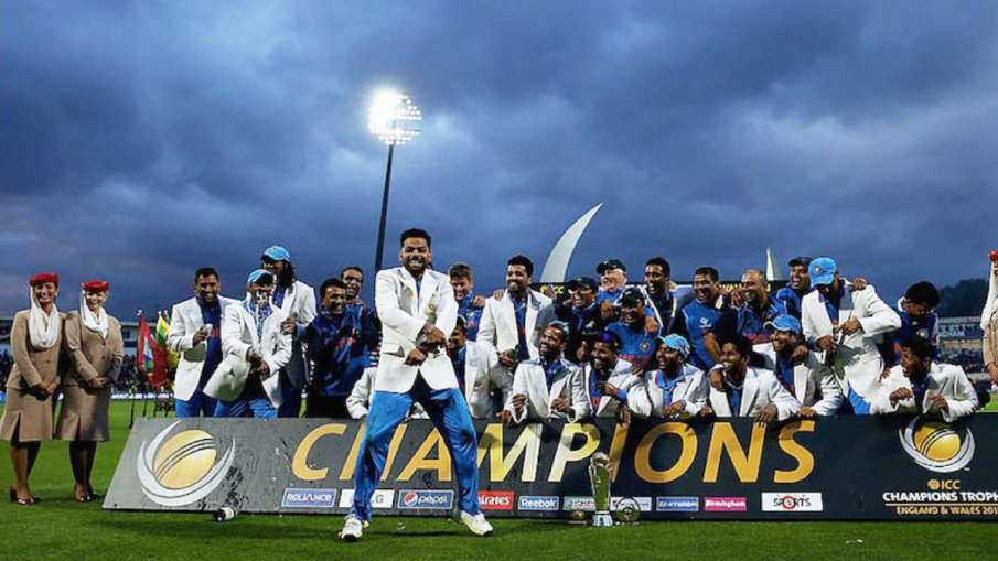 Dhoni created history by winning the 2013 Champions Trophy on this day, became the first captain to - India TV Hindi