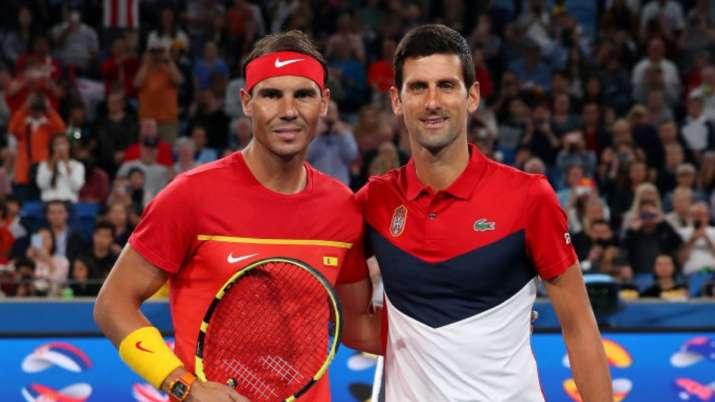 Rafael Nadal to face Novak Djokovic in French Open semi-finals- India TV Hindi