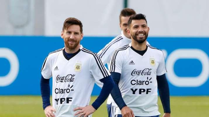 Messi, Di Maria and Aguero in Argentina's Copa America squad- India TV Hindi