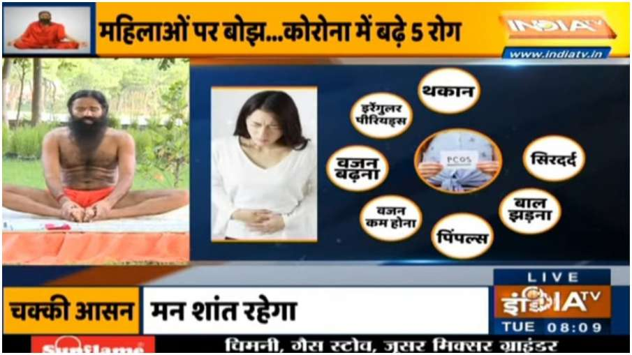 PCOD problem- India TV Hindi