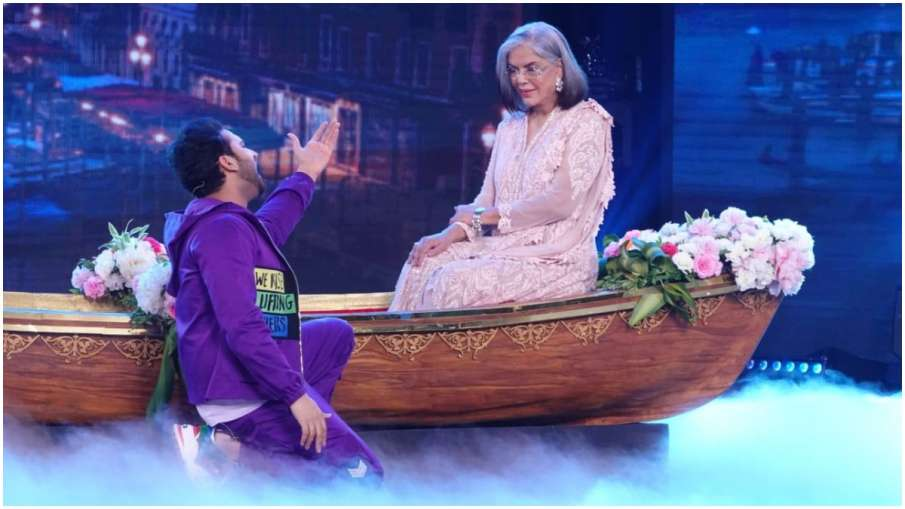 danish mohammed and zeenat amaan - India TV Hindi