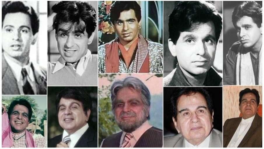 अभिनेता दिलीप...- India TV Hindi