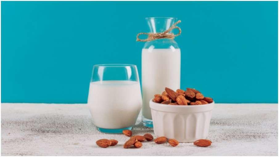 milk almond- India TV Hindi