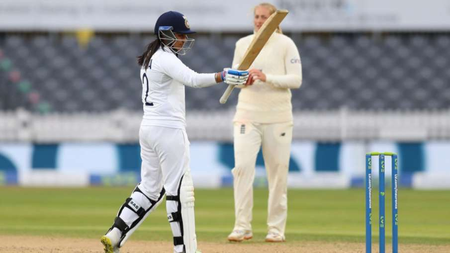 Sneh Rana's historic performance against England saved Team India's shame- India TV Hindi