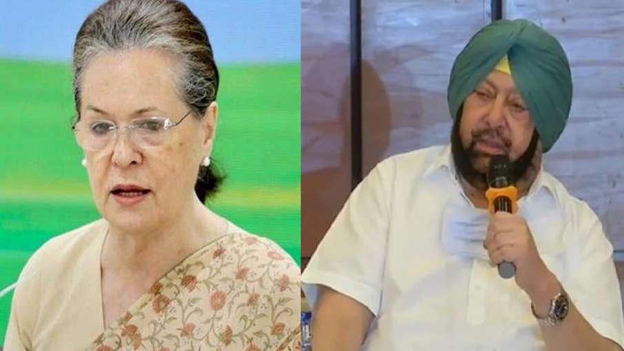पंजाब कांग्रेस विवाद: कांग्रेस की समिति ने सोनिया गांधी को रिपोर्ट सौंपी- India TV Hindi