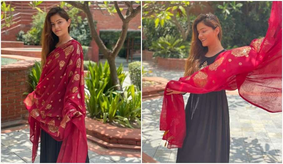 Rubina Dilaik says Life is like a beautiful dance latest news - India TV Hindi