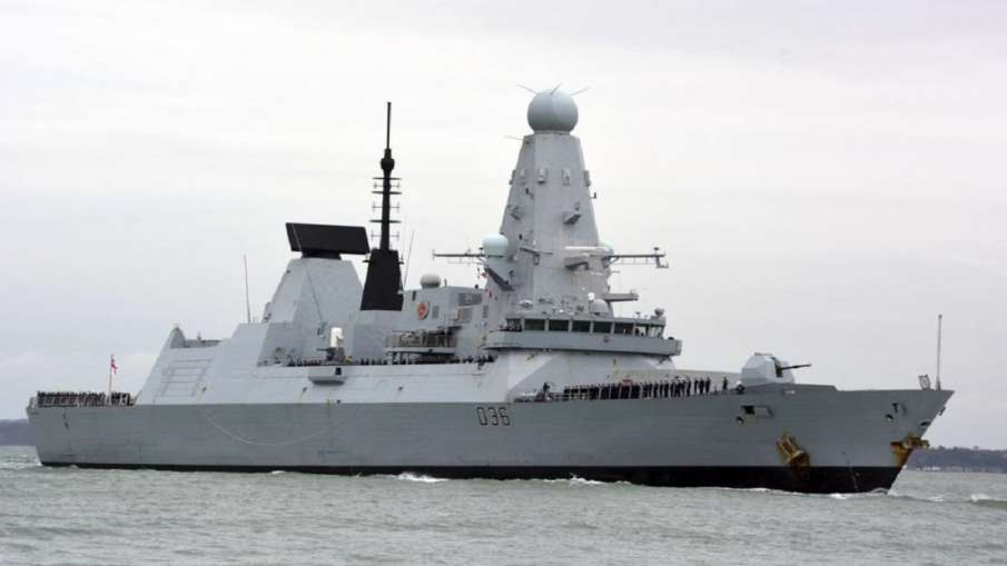 Russia fires warning shots to deter UK warship in Black Sea- India TV Hindi