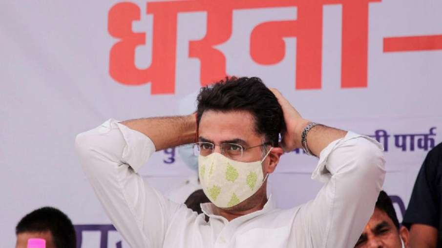 Congress infighting in Rajasthan continues; Sachin Pilot camp's MLA hold a meeting- India TV Hindi