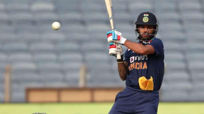 Shikhar Dhawan said this on becoming the captain of Team India- India TV Hindi