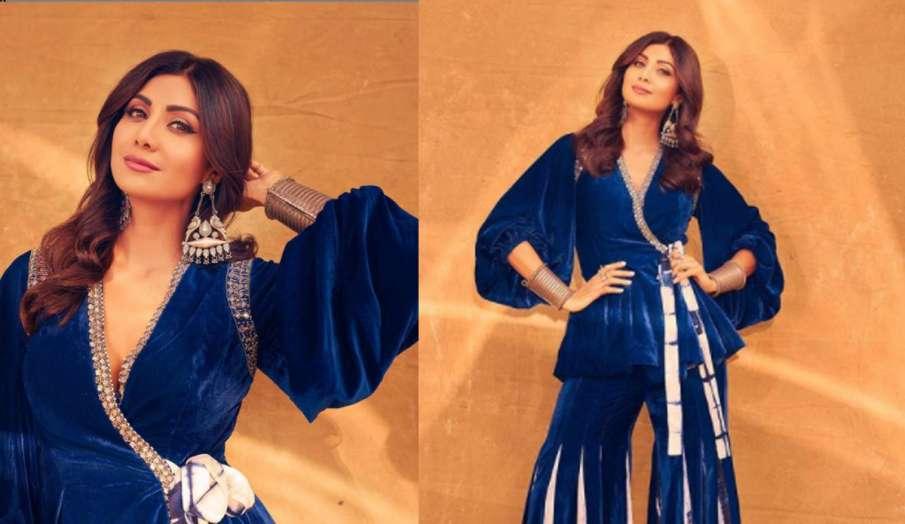 शिल्पा शेट्टी के बर्थडे पर 'सुपर डांसर चैप्टर 4 की तरफ से मिला शानदार सरप्राइज- India TV Hindi
