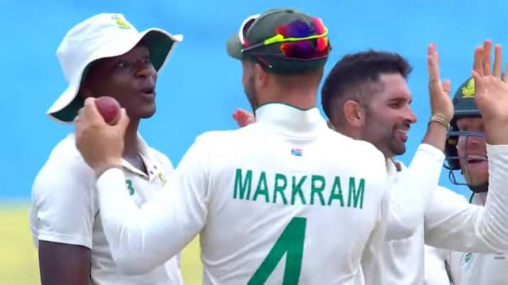 WI vs SA 2nd Test, Day 2: South Africa bundle out West Indies for 149 after scoring 298 runs- India TV Hindi
