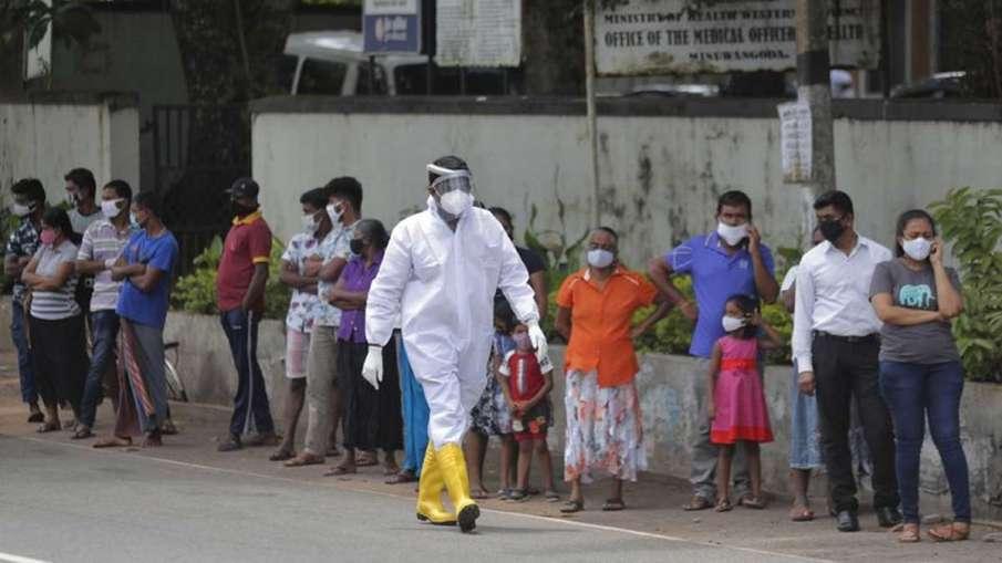 Sri Lanka, Sri Lanka Coronavirus, Sri Lanka Covid-19 Death Toll, Sri Lanka Covid-19 Death- India TV Hindi