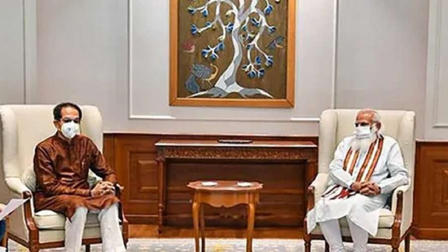 Saamana on Uddhav Thackeray, PM Modi meet- India TV Hindi