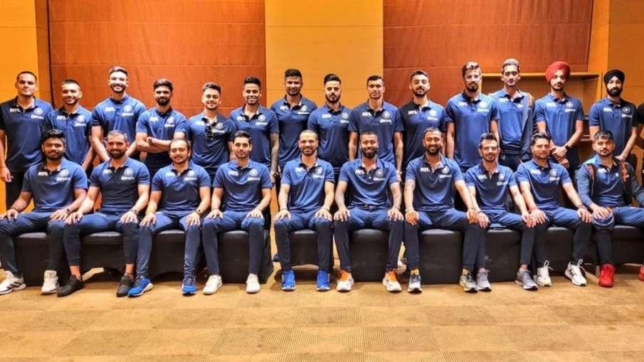 SL vs IND: bcci shares shikhar dhawan led team...- India TV Hindi