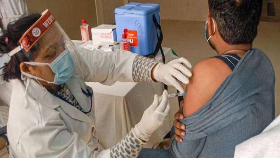 यूपी में एक शख्स को दी गई वैक्सीन की दोहरी खुराक- India TV Hindi