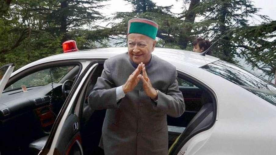 EX-Himachal CM Virbhadra Singh again tests COVID-19 positive- India TV Hindi